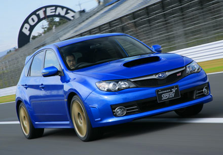Subaru Sti Wrx Hatchback. STi Won#39;t Be Axed