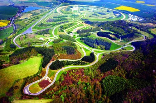 millbrook proving ground. It'll be interesting to see how the Astra drives,