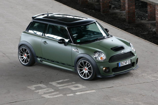 Nowack Offers Tuning Choices For Mini Cooper S
