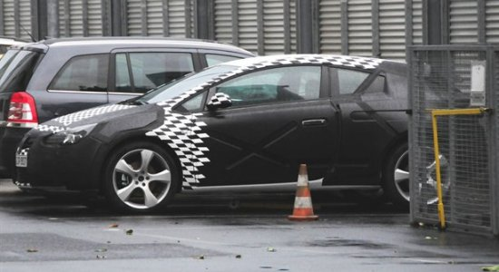 2011 Astra VXR as much as 300bhp. vauxhall astra sport hatch prototype