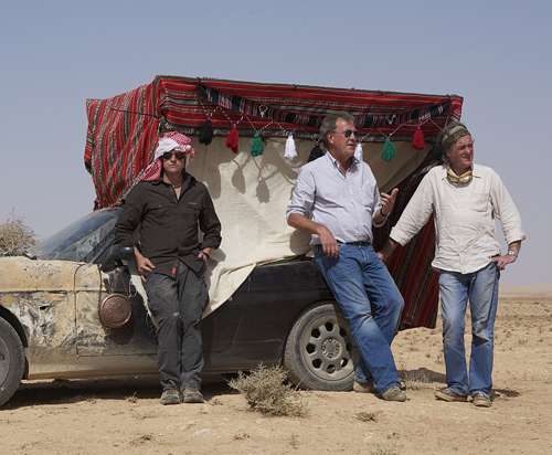 Top Gear Three Wise Men