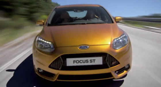 Ford Focus ST Video