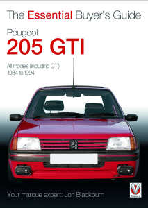 Peugeot 205 GTI Buyers Guide