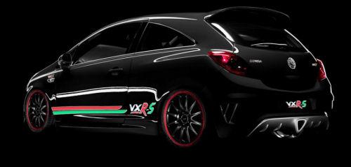 Thorney Motorsport Vauxhall Corsa Vxr S And Vxr R