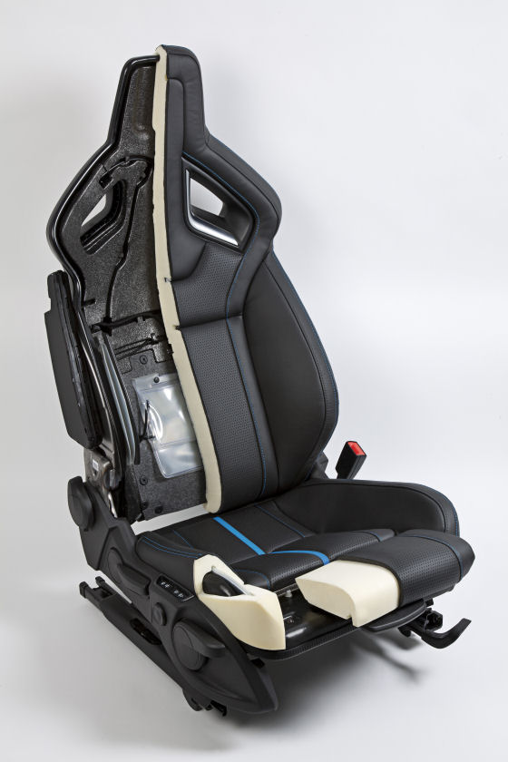 Sitting Comfortably You Will Be In The Astra Vxr