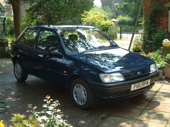 ford fiesta classic  manual