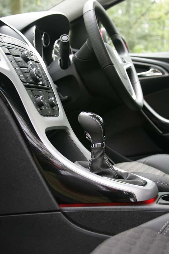 Vauxhall Astra Gtc Sri First Impressions
