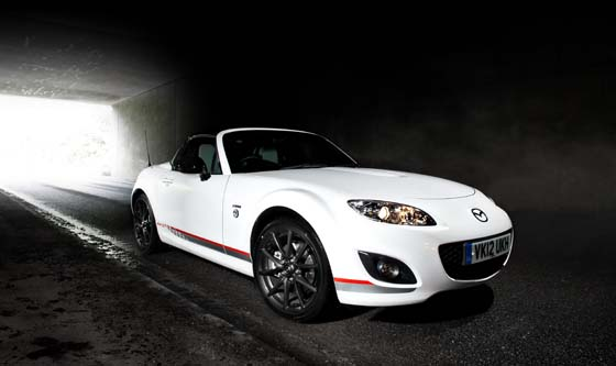 Mazda MX-5 Kuro Edition