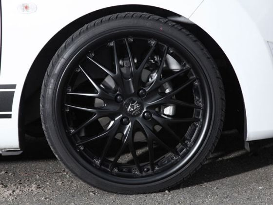 KBR Motorsport Chevrolet Spark Wheels