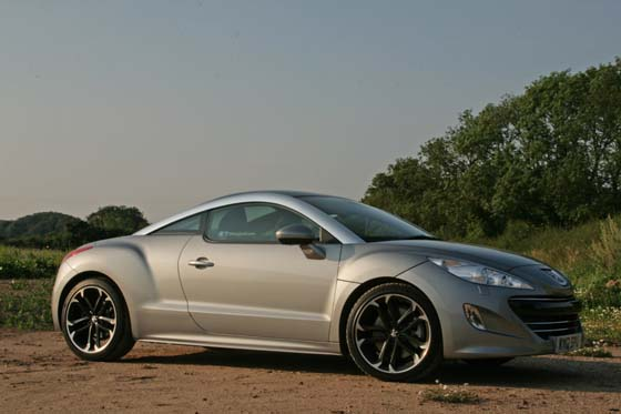 peugeot rcz thp200 head turner. Black Bedroom Furniture Sets. Home Design Ideas