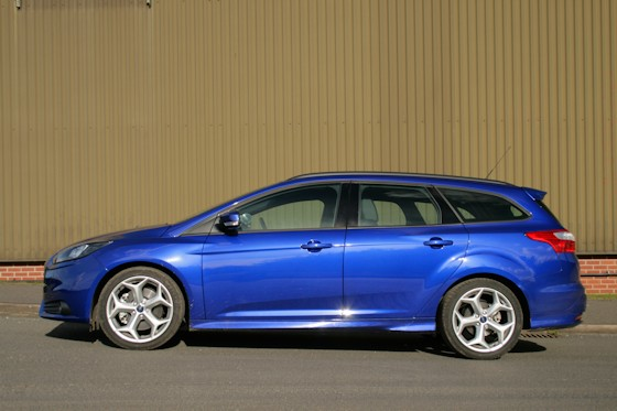 Ford Focus St Estate First Impressions
