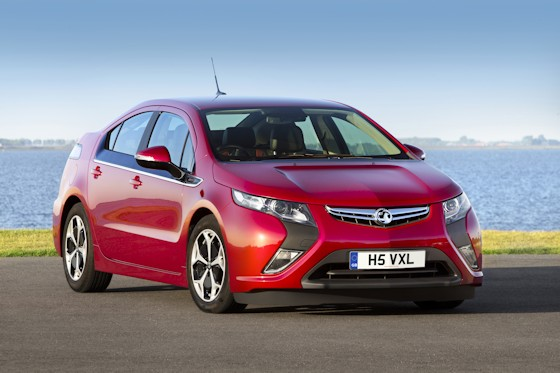 2013 Vauxhall Ampera Review