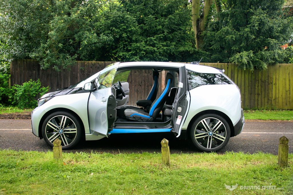 bmw i3 rex first impressions. Black Bedroom Furniture Sets. Home Design Ideas