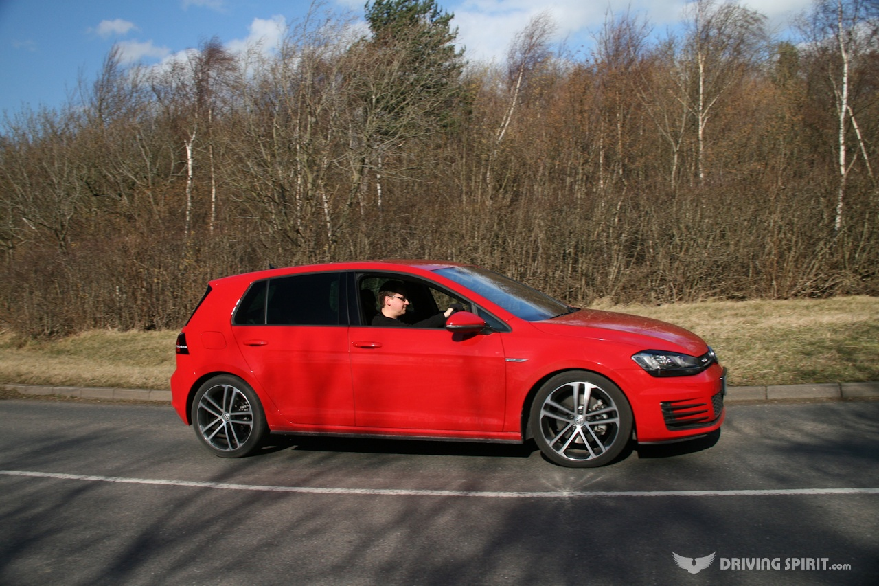 volkswagen golf gtd mk full test