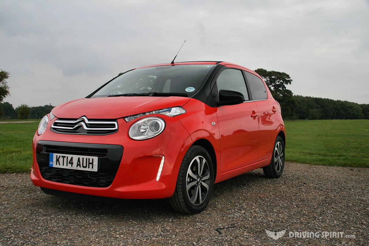 citroen c1 airscape flair first impressions