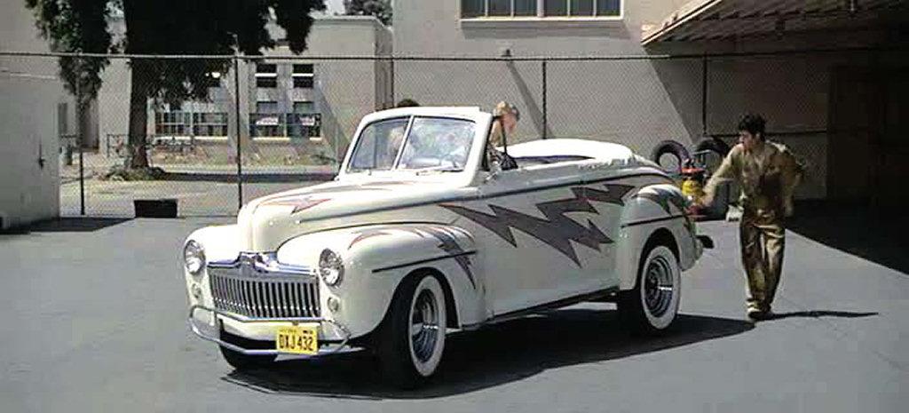 10 Iconic Cars Of Tv Amp Film
