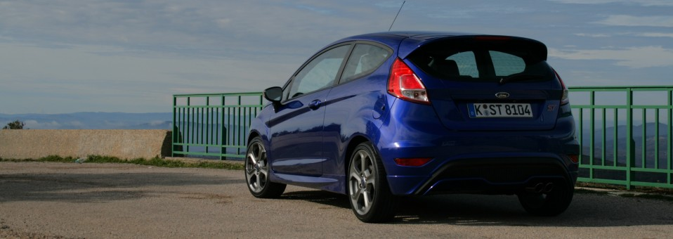 Master Of All Trades – Ford Fiesta ST