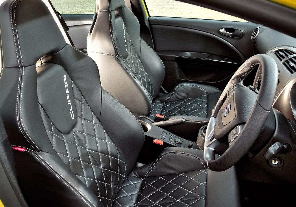 2010 Seat Leon Cupra R. SEAT Leon Cupra R Blasts Into