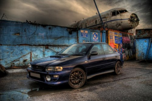 The Subaru Impreza Turbo is a car that managed to transform the image of its