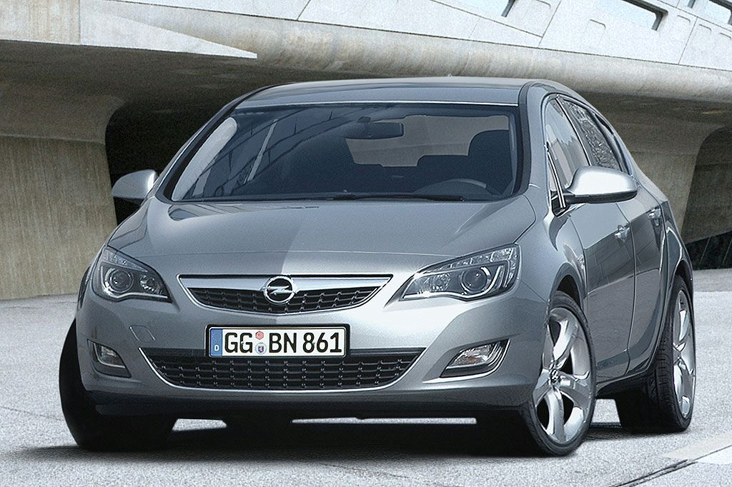 2010 vauxhall astra official pictures. Black Bedroom Furniture Sets. Home Design Ideas