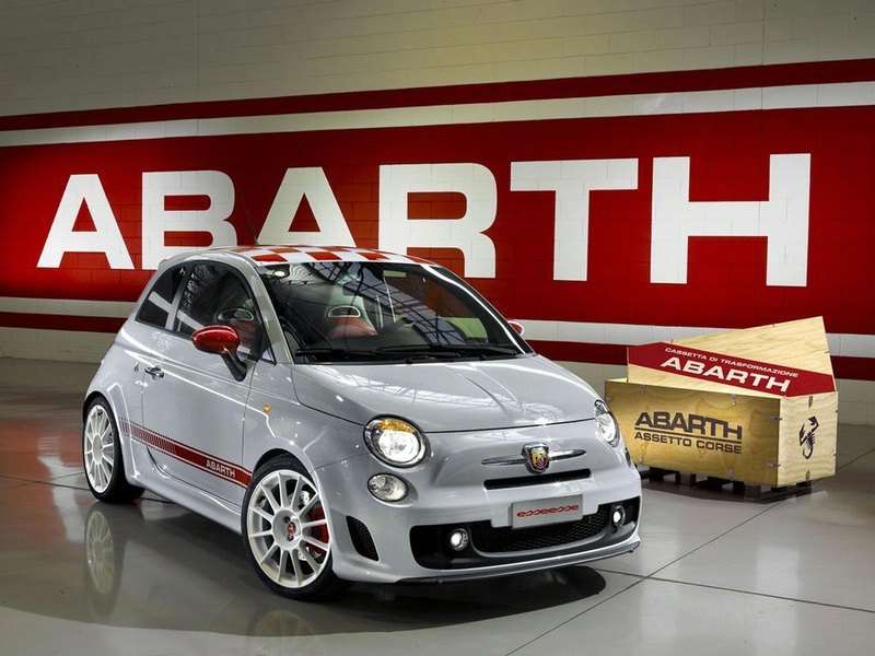 Abarth 500 Esseesse Official Pictures