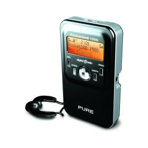PURE PocketDAB Radio