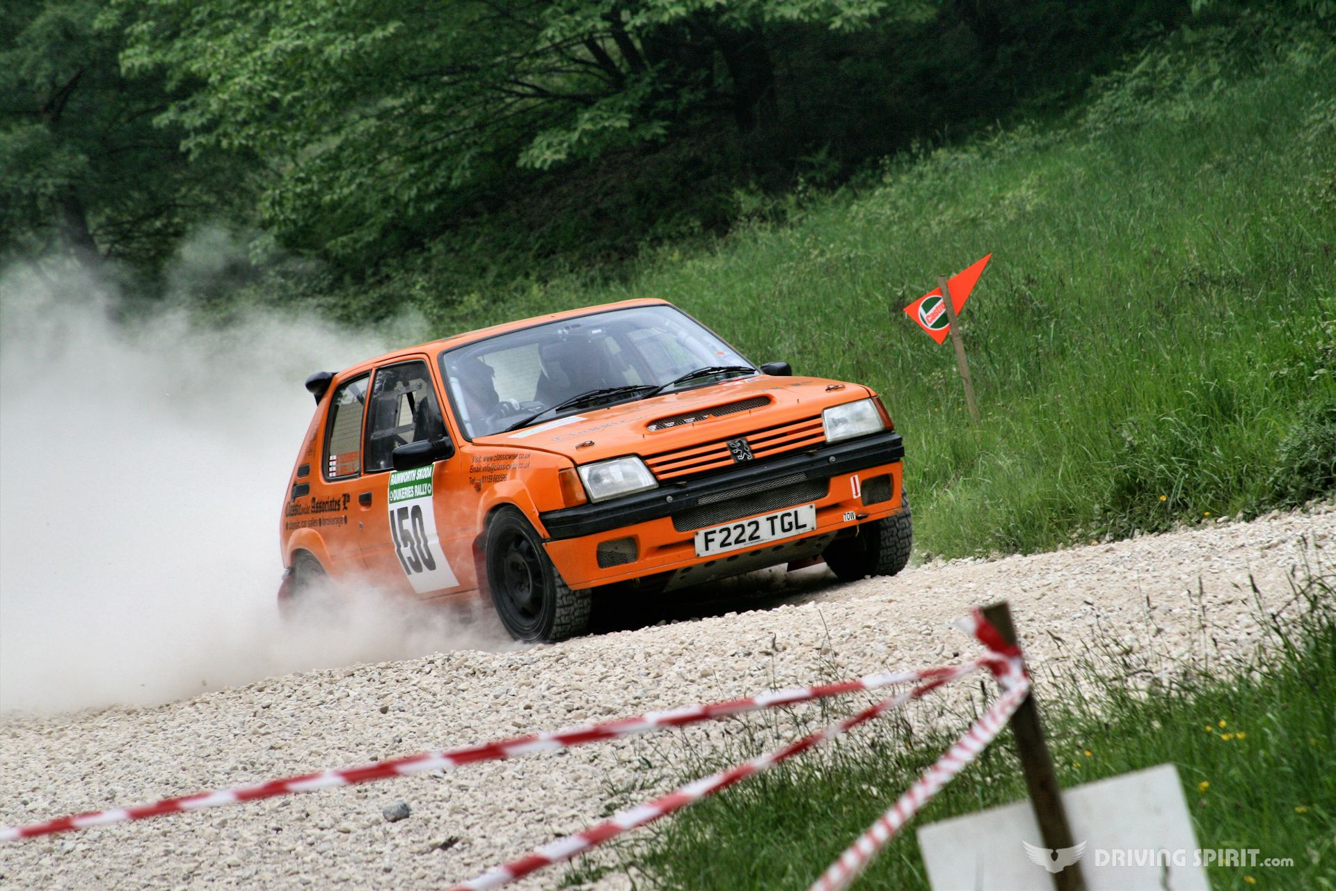 Dukeries Rally 2013 – Video & Gallery