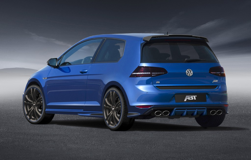 ABT Volkswagen Golf R