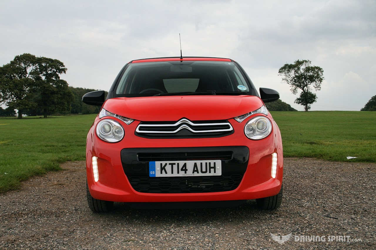 Citroen C1 Airscape Flair – First Impressions