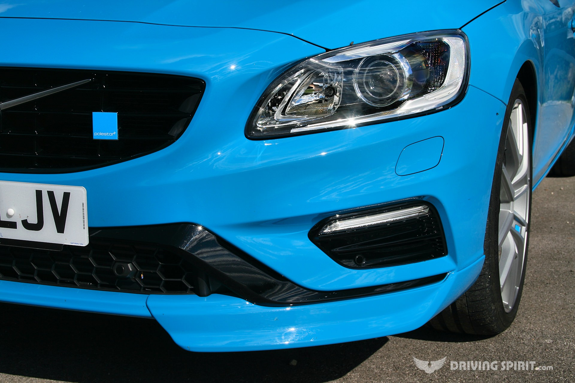 Volvo V60 Polestar 2014 – Full Test