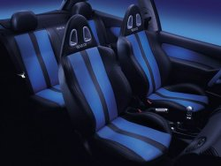 Ford Focus RS Sparco Seats